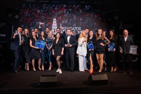 Встречаем гостей и награждаем победителей - Arendator Awards 2021