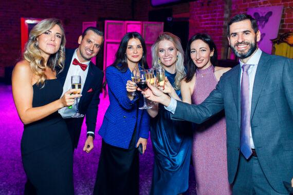 Звёзды рынка коммерческой недвижимости на церемонии Arendator Awards 2021